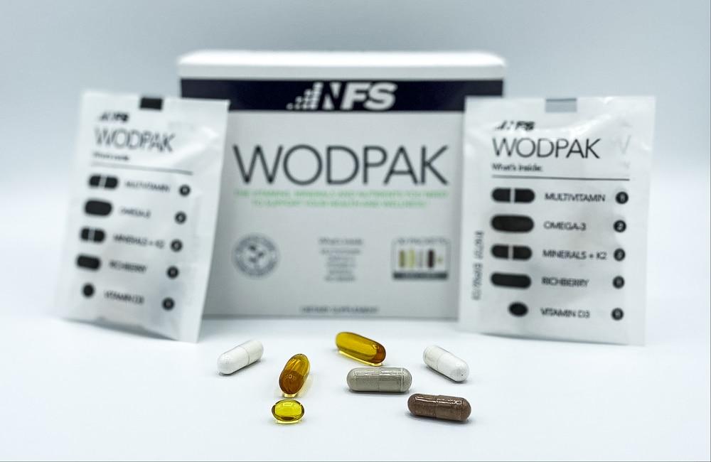 WODPAK Pill Capsules