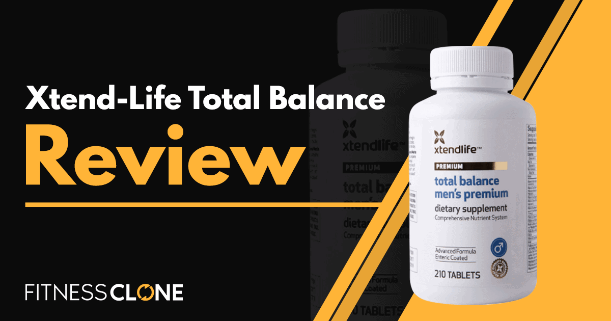 Xtend-Life Total Balance Review