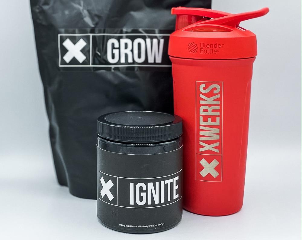 Xwerks Supplements - Ignite