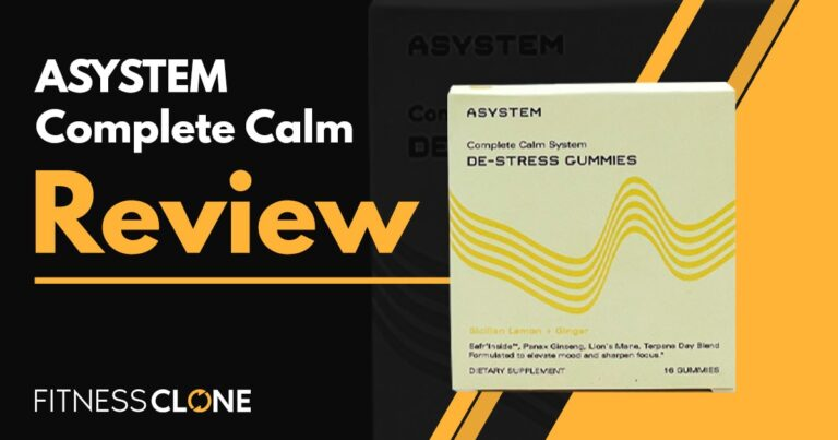 ASYSTEM Complete Calm Review – Can These De-Stress Gummies Help You Relax?