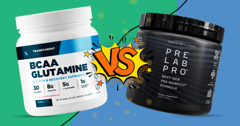 BCAA Vs. Pre-Workout – Which Is The Better Supplement?