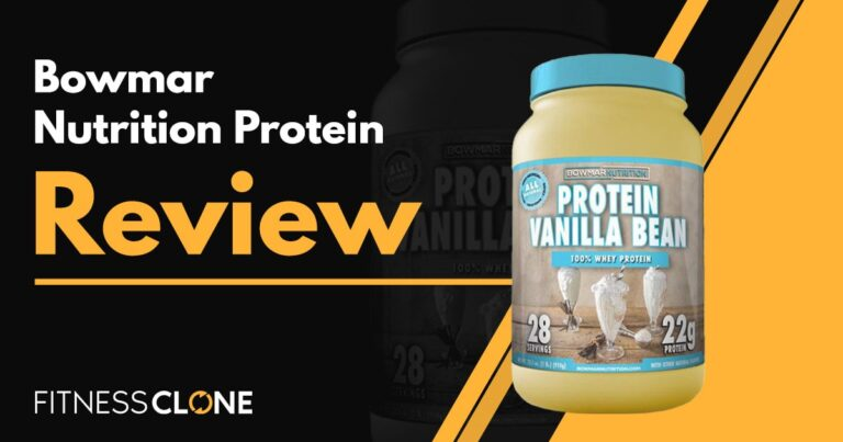 Bowmar Nutrition Protein Review – Can This Whey Protein Help You Build Muscle?