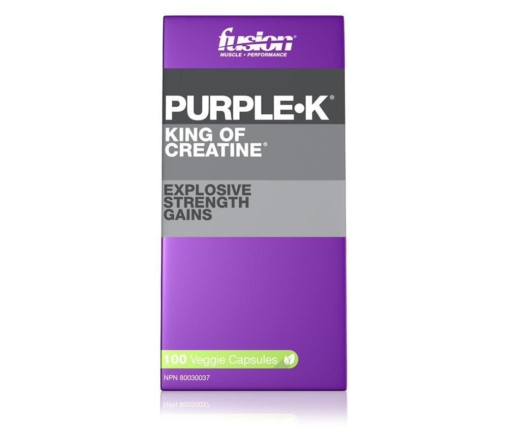 Fusion Purple-K