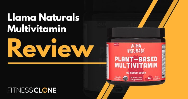 Llama Naturals Multivitamin Review – Are These Gummies Really Healthy?