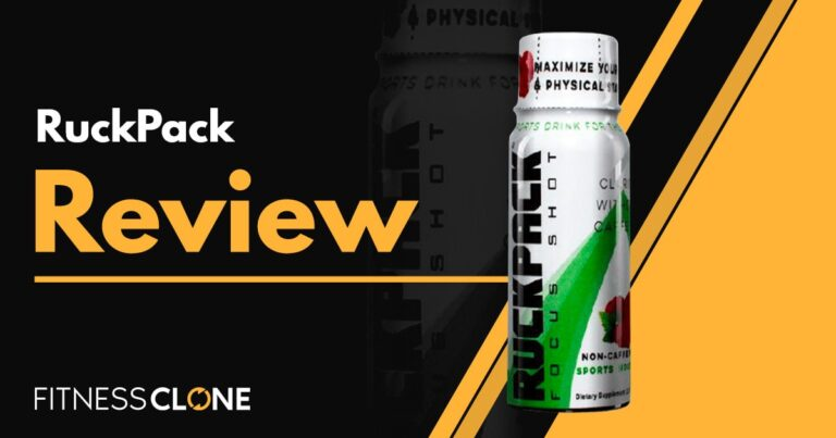 RuckPack Review – Are These Energizer Shots Really Effective?