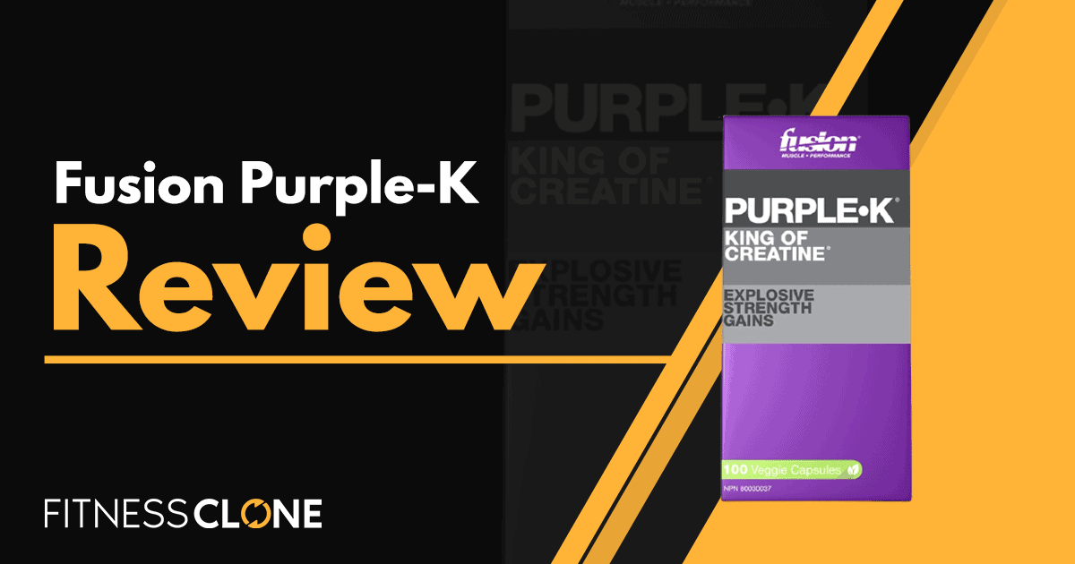 Fusion Purple-K Review