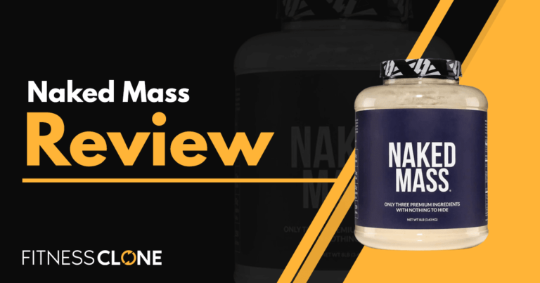 Naked Mass Review – Does This Naked Nutrition Powder Measure Up?