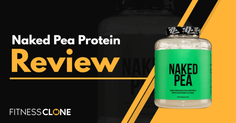 Naked Pea Protein Review – Does This Naked Nutrition Powder Really Work?